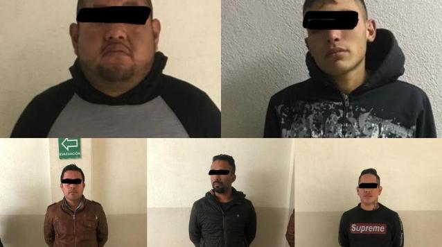 2020-03-03 Fuerte persecución deja seis civiles lesionados en Texcoco